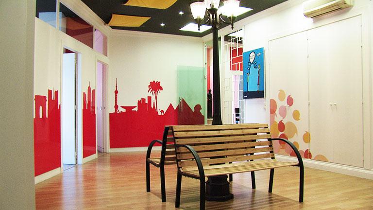 Nuevas oficinas de idealmedia en madrid idealmedia for Vaciado de oficinas en madrid